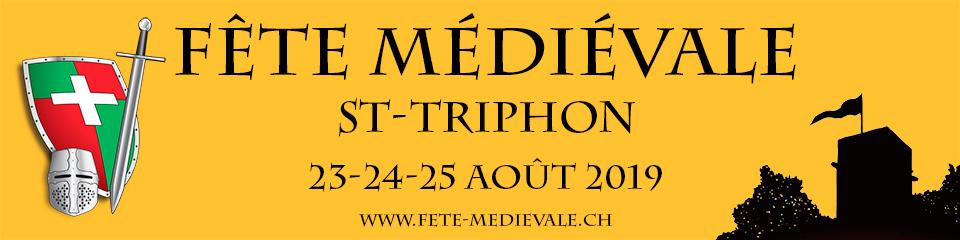 Fête Médiévale St-Triphon